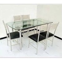S.S. Dining Table Set