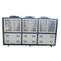Hermetic Scroll Compressor Air Cooled Water Chillers