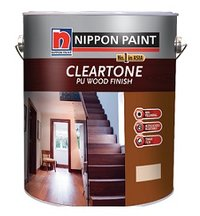 Nippon Cleartone Exterior Pu Wood Finish