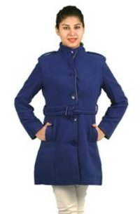 Ladies Woolen Jacket