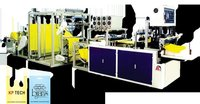 Kp 555 Fully Automatic Non Woven Bag Making Machine