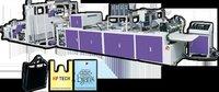 Kp 666 Fully Automatic Non Woven Box Bag Machine