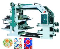 Kp 67 Automatic Non Woven Roll To Roll Printing Machine
