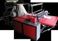 Kp 77 Automatic Non Woven Fabric Sheet Cutting Machine