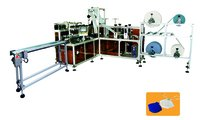 Kp 1008 Butterfly Mask Making Machine