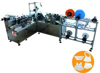 Kp 1009 Solid Face Mask Machine