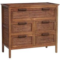 Fine Finish Wooden Chest Drawers