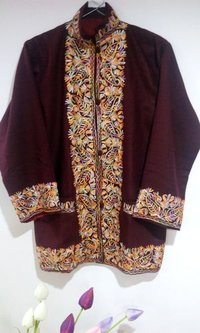 Embroidery Coats