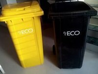 Plastic Waste Dustbin