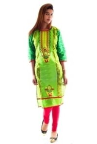 Trendy Cotton Long Kurti