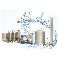 RO Water Processing System
