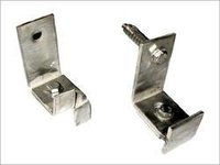 Industrial Dry Stone Cladding Clamps
