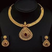 Customized Design Gold Necklace Sets