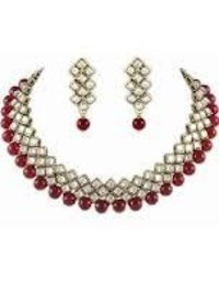 Stylish Design Kundan Necklace Sets