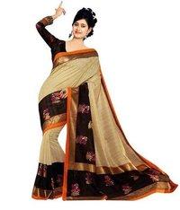 Custom Made Plain Saree