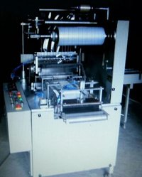 Cellophane Cover Wrapping Machine
