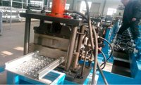 Ship Foot Pedal Roll Forming Machine