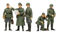 German Field Commander Set Toy