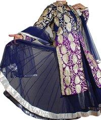 Long Jacket Indo Western Dress