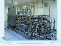 Pure Water Generation And Distribution Systems