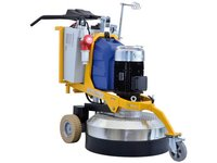 Remote Controlled Concrete Floor Grinding And Polishing Machines