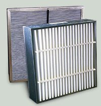 Panel Type Air Filters