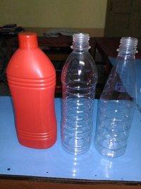 Plastic Sauce Packaging Bottles