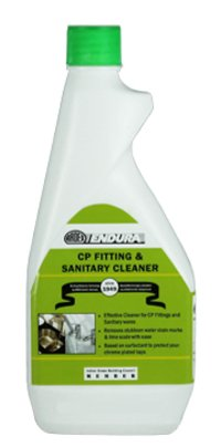 CP Fitting and Sanitary Cleaner