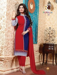 Cotton Churidar Ladies Salwar Suit