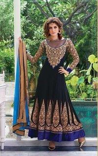 Ladies Designer Anarkali Dress