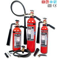 Portable Co2 Type Fire Extinguishers