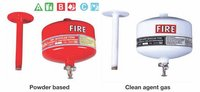 Automatic Modular / Ceiling Mounted Fire Extinguishers