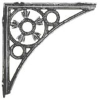 Cast Iron Wall Brackets