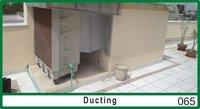 Ducting Evaporative Air Coolers