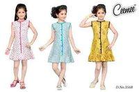 Kid Girls Frocks