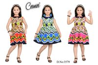 Summer Special Cotton Kids Frocks
