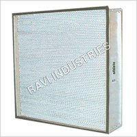 High Performance Hepa Filter