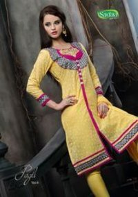 Ladies Designer Embroidery Suits