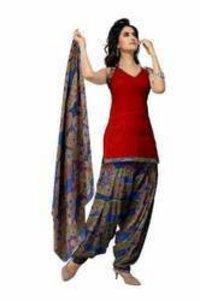 Patiala Punjabi Ladies Suit