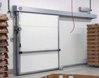 Sliding Blast Freezer Doors