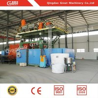 1000L Plastic Fully Automatic Blow Moulding Machine