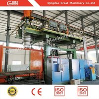 1000L Plastic Blow Moulding Machine