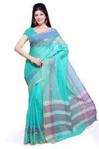 Ladies Dailywear Plain Saree