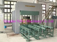 Large Damping Bearing Vulcanizing Machine