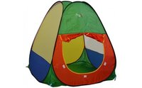Kids Multicolour Pop Up House Tent