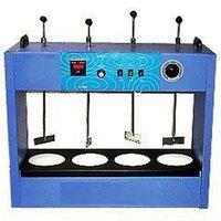 4 Spindle Digital Jar Testing Apparatus