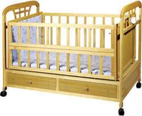 Baby Wooden Cot Cribs