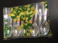 Disposable Plastic Spoon Set