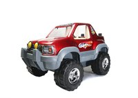 Rally Racer Jeep Toy