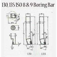 8 and 9 Bar Turning Tools